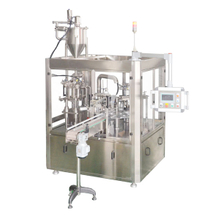 liquid cup filling sealing machine