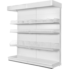 50 PITCH SHELVING SYSTEM