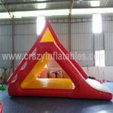 RB31014(3x8x3m)Inflatable floating island water slide