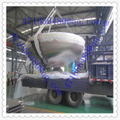 Large Diameter Steel Semi Elliptical Tank Head successfully shipped
