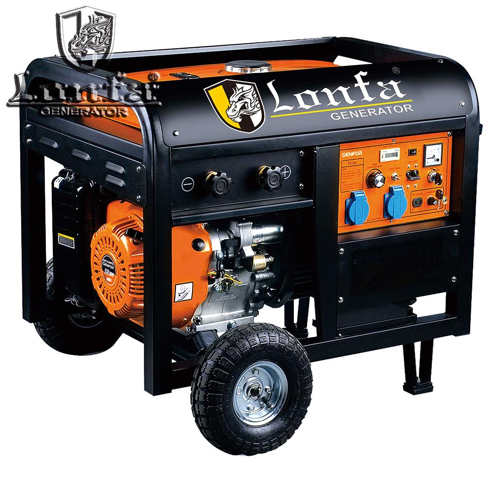 gasoline welder machine