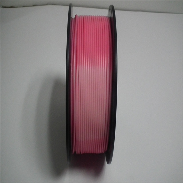 1.75mm/3.0mm 1Kg Spool Color Changing by Temperature 3D Filament
