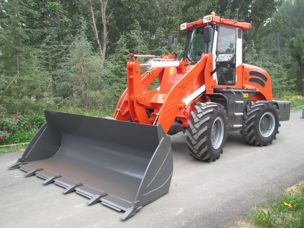 CE wheel loader ZL28