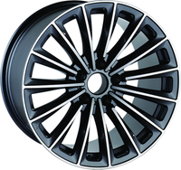 W0222 Replica Alloy Wheel / Wheel Rim for bmw 3 5 7series