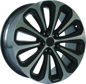 W1230 Hyundai Replica Alloy Wheel / Wheel Rim