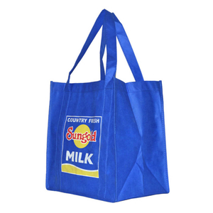 Customized durable pp non woven shopping bag
