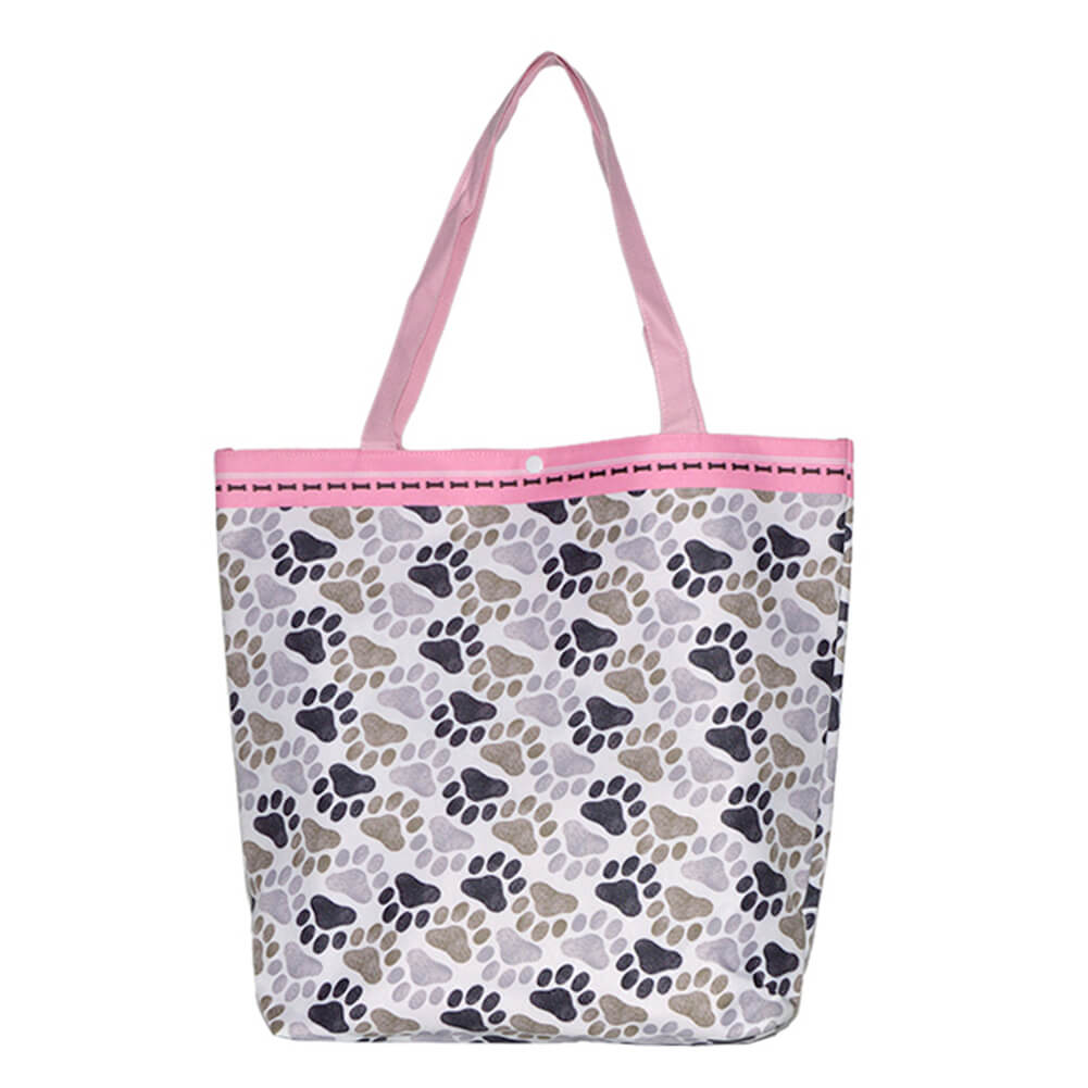 600D Polyester Button Bag