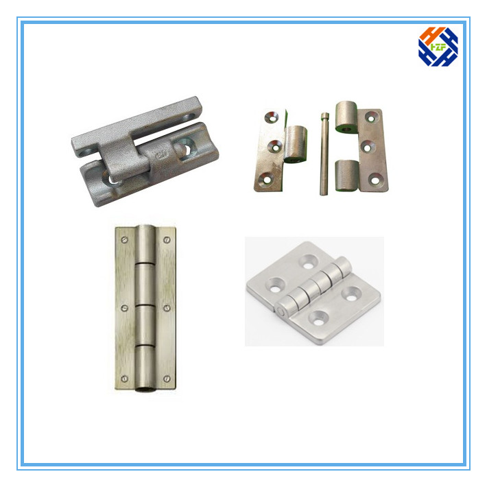 Steel Investment Casting for Door Hinges and Bolts-2.jpg