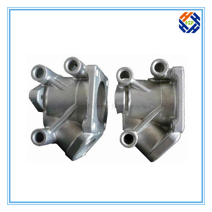 Railway Clip Made by Sand Casting Processing-6