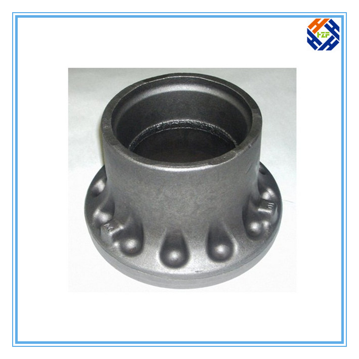 Aluminum Die Casting Mounting Bracket for Street Signs-6