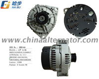 Alternator for Mercedes-Benz OE: 0120465015, 0123500001, 0123545004