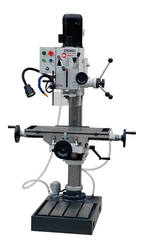 Z5045C Economical Drilling machine ( CROSS WORKTABLE)