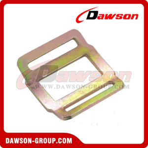 DSWH041 BS 3000KG / 6600LBS Drop Forged Steel One Way Lashing Buckle