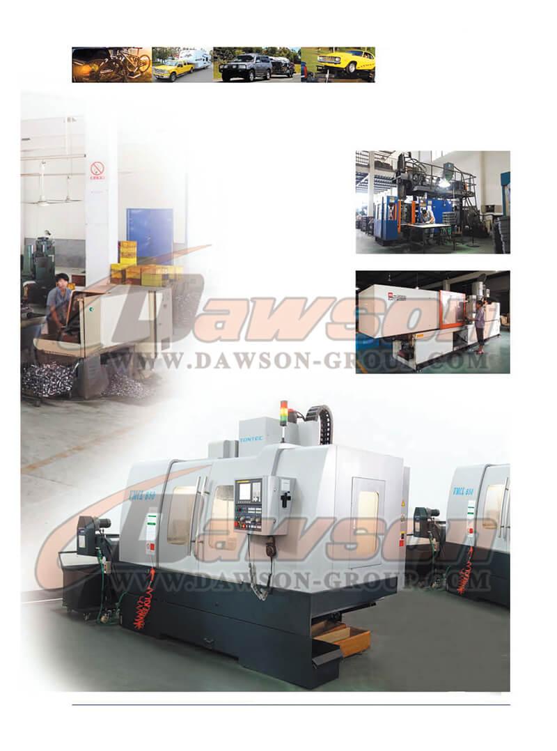 Acoplador de estilo A-Frame - Dawson Group Ltd. - Fabricante ...