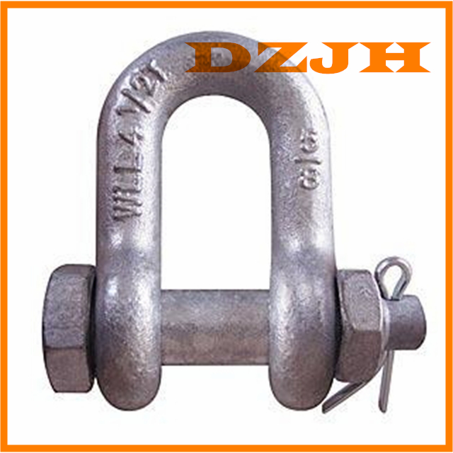 G-2150 Bolt Type Chain shackles