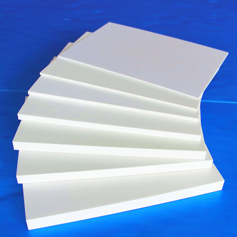 White Advertising PVC celuka foam board