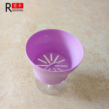 Self-watering flower pot with low price