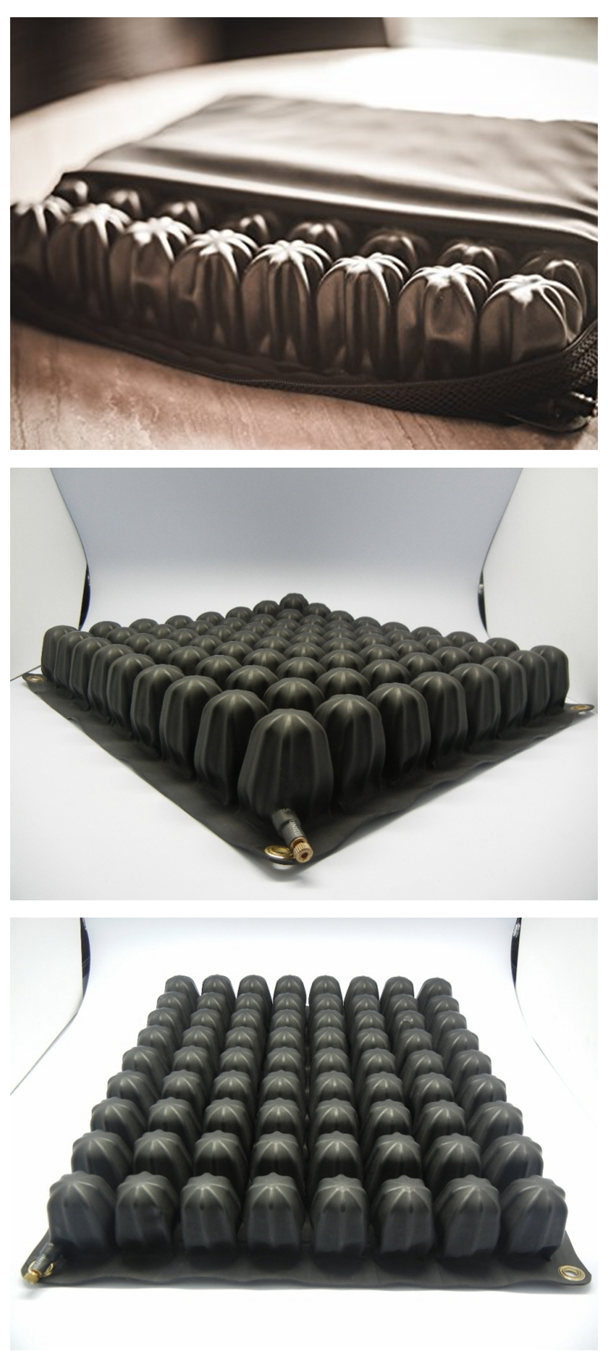 430x430x6mm WFT Wheelchair Air Cushion