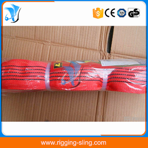 5T Synthetic Endless Round Sling
