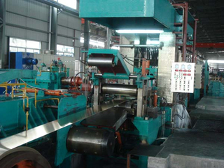 industrial steel rolling machine