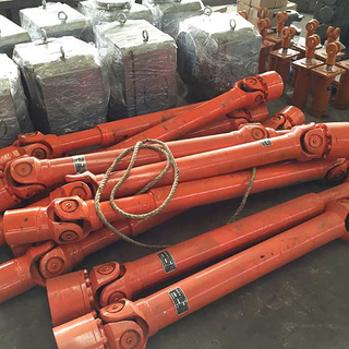 universal joint for rolling mill