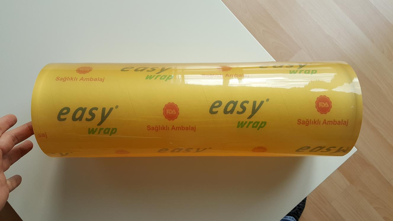 Machine Pvc Cling Film From China Manufacturer Sid Packing