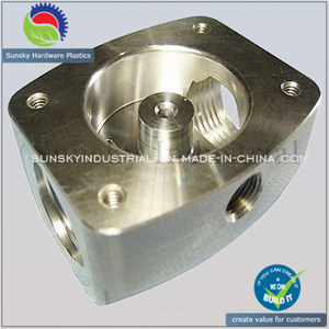 High Precision CNC Milling 304 Stainless Part (MI14014)