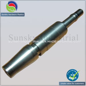 CNC Turned Parts for Male Coupler Shaft (ST13026)