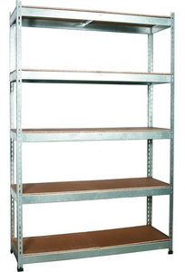 Galvanised Metal Storage Rack (15050-300G)