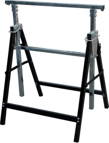 Adjustable Metal Stand Trestle (18-1107)