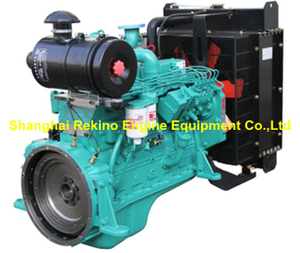 DCEC Cummins 6BT5.9-G2 G Drive diesel engine motor for generator genset 96KW 1500RPM (106KW 1800RPM)