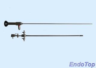 Turp Cystoscope Set