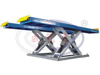 Heavy Duty Vehicle Scissor Lift