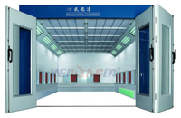 Infrared Heating Cheap Car Painting Booth