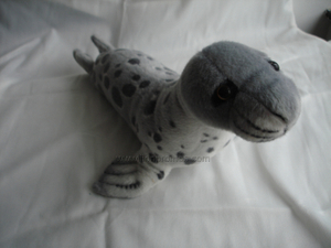 Lovely Plush Toy Seal