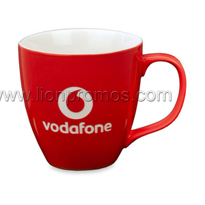 Vodafone Logo Gift Ceramic Coffee Mug