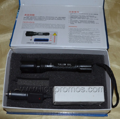 Promotional Powerful Glare Maglite