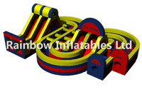 RB91020 (16x12x6m) Outdoor large-scale multi-functional inflatable sports products for sale