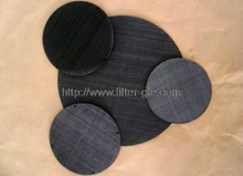 Extrusion filters- welding screen