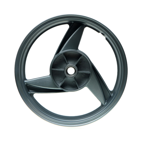 Wide Solid Alloy Motorcycle Wheel For Racing Bike