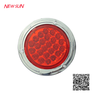 "LED 5 "" ROUND/STOP/TURN/TAIL/LIGHT (TK-TLS-1034)"