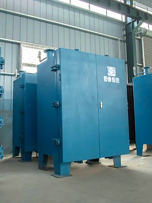 Electrochemical semi-automatic water treatment equipment