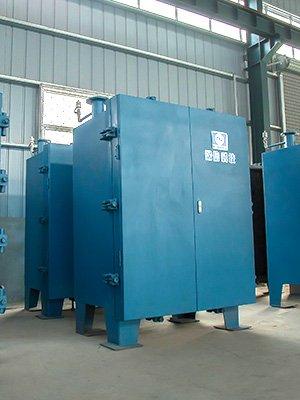 Electrochemical semi-automatic water treatment equipment
