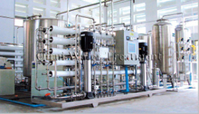 Two-Stage RO Water Treatment Equipment
