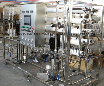 Reverse Osmosis Purified Device