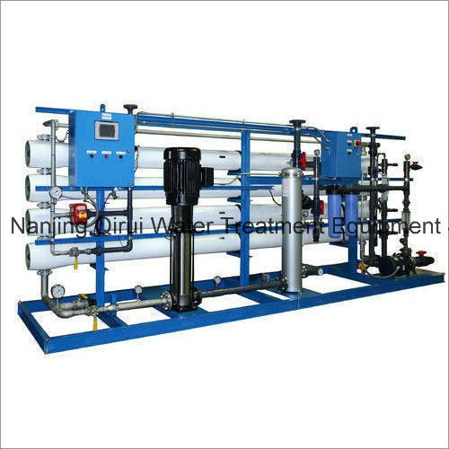 Single Pass Reverse Osmosis RO Water Treatment Equipment