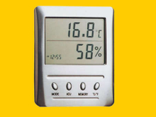 WSB-1 Digital Thermoemter and Hygrometers