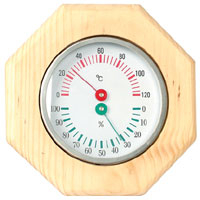 SP-X-1WSK Household-use Thermometers Hygrometer