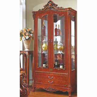 Wooden Cellaret and Wine Cabinet for Living Room Furniture