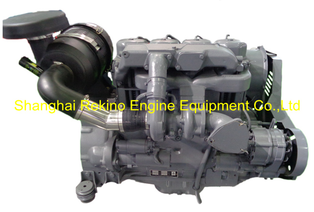 BF4L914 Air cooled diesel engine motor for construction machinery